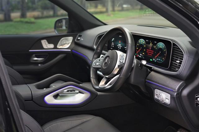 Kencan Singkat dengan SUV Premium Mercedes-Benz GLE 450 Rakitan Wanaherang (120204)