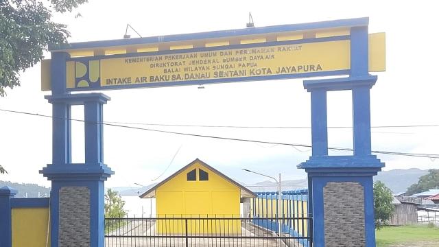 Danau Sentani Jadi Alternatif Sumber Air Bersih di Jayapura  (37712)