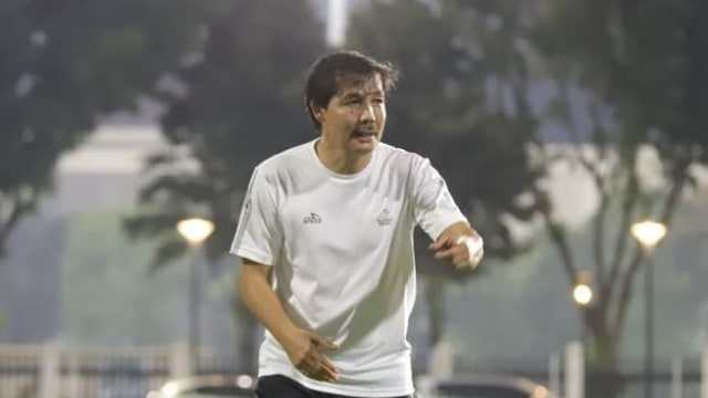 Permintaan Terakhir Ricky Yacobi: Kaus Bertuliskan 'Asli Anak Medan' (42154)