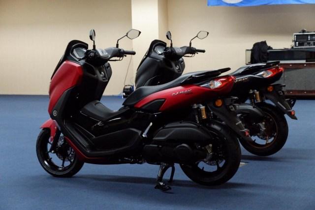 Foto: Lebih Dekat dengan All New Yamaha NMax Standar Versi Upgrade (658846)