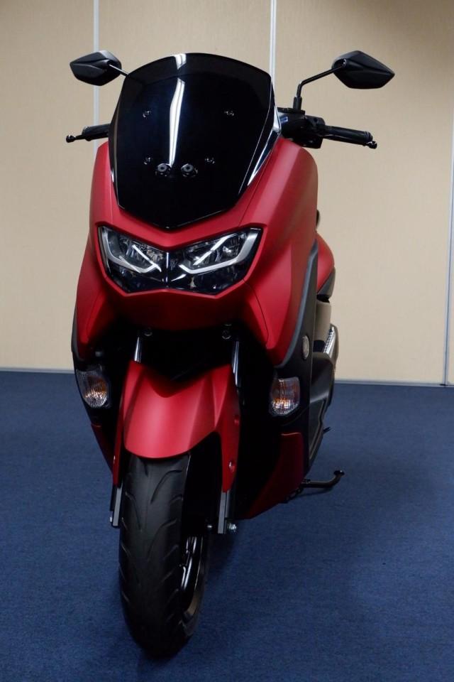 Foto: Lebih Dekat dengan All New Yamaha NMax Standar Versi Upgrade (658847)