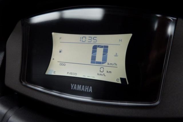 Foto: Lebih Dekat dengan All New Yamaha NMax Standar Versi Upgrade (658853)