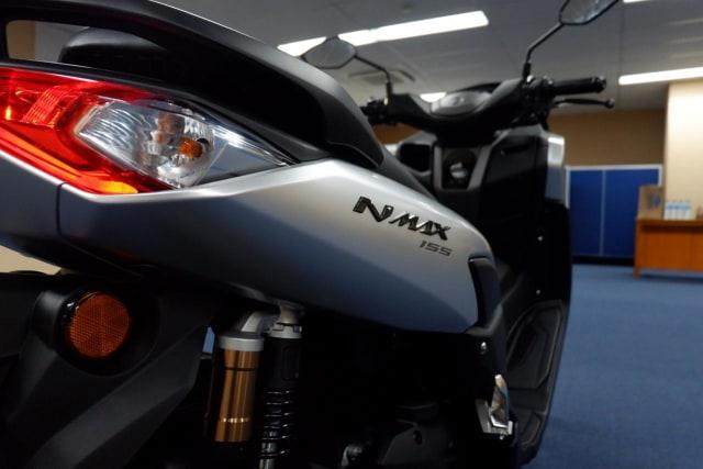 Foto: Lebih Dekat dengan All New Yamaha NMax Standar Versi Upgrade (658860)