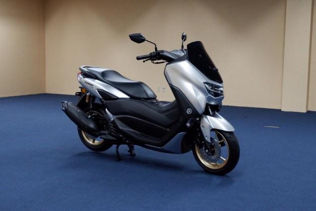 Foto: Lebih Dekat dengan All New Yamaha NMax Standar Versi Upgrade (658844)