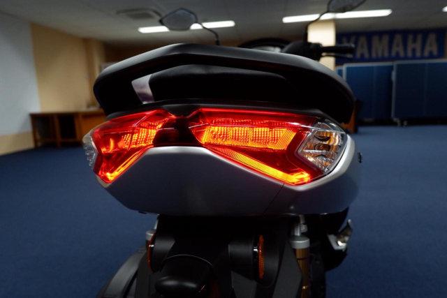 Foto: Lebih Dekat dengan All New Yamaha NMax Standar Versi Upgrade (658851)