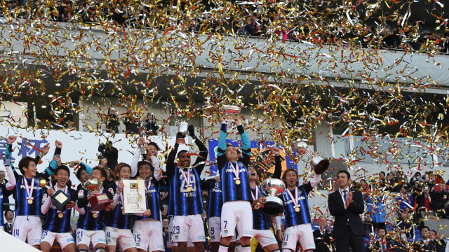 Profil Matsushita FC, Klub Jepang yang Pernah Dibela Ricky Yacobi (113243)