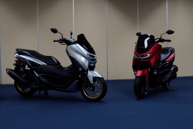 Harga dan Spesifikasi All New Yamaha NMax 155 Connected Standar Upgrade (9424)