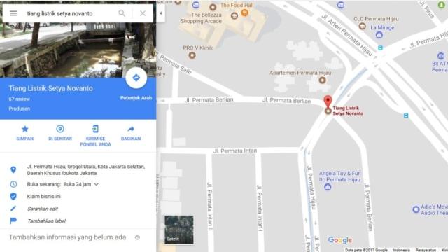 Seru-seruan Warganet Temukan Kerecehan dan Hal Unik di Google Maps  (659963)