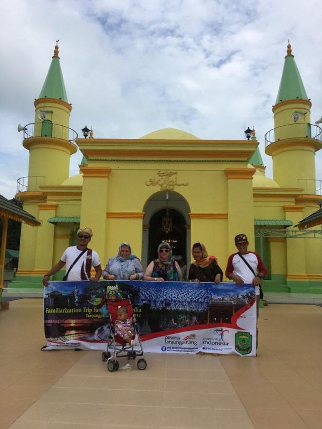 Unggulnya Peradaban Budaya Indonesia bagi Turis Asing   (58212)