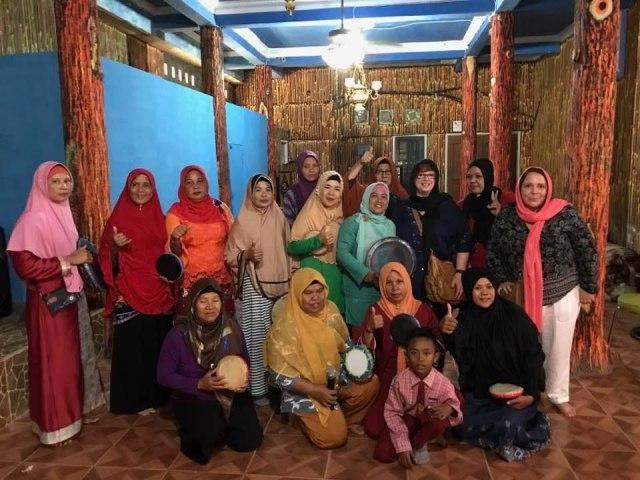 Unggulnya Peradaban Budaya Indonesia bagi Turis Asing   (58207)