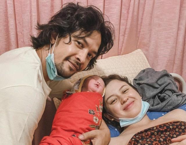 Nama Anak Kedua Kimberly Ryder dan Edward Akbar Tuai Pujian Netizen (665806)