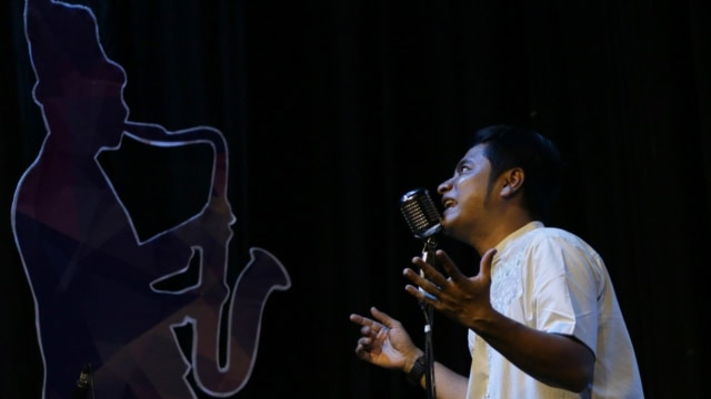 Foto: Penampilan Musisi dalam Aceh World Jazz 2020  (251603)
