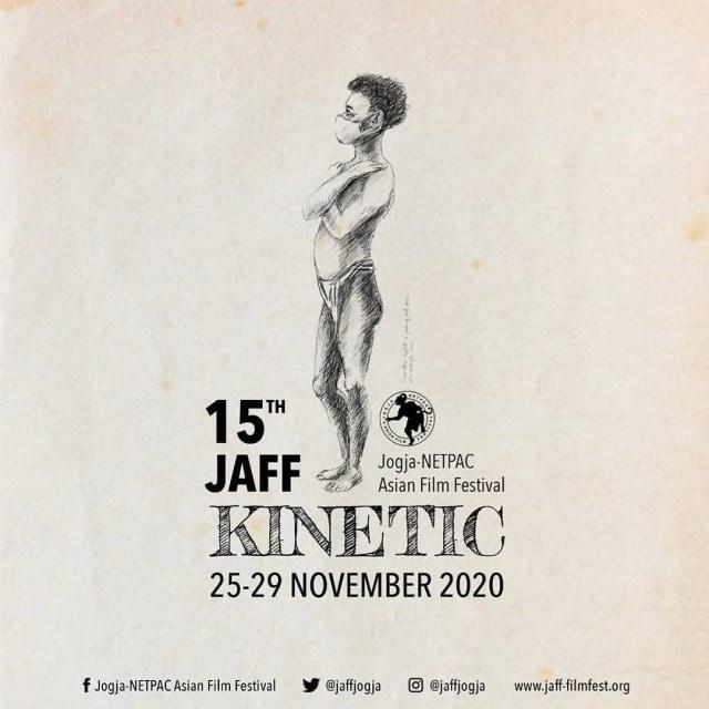 JAFF 2020 Digelar Serentak di 15 Kota secara Online (11889)