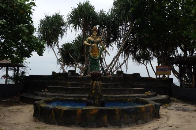 Isu Tsunami, Pantai Kangen di Malang Kembali Sepi (17593)