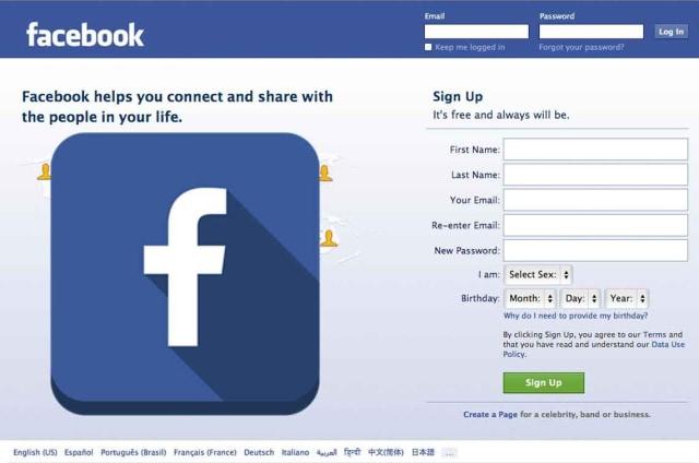 Daftar Facebook Hanya 5 Menit, Begini Caranya! (84122)
