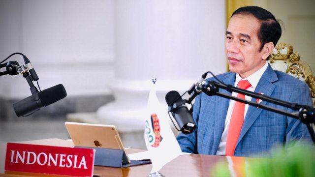 Di KTT G20, Jokowi Tegaskan Vaksin Corona Harus Bisa Diakses Semua Negara (49095)