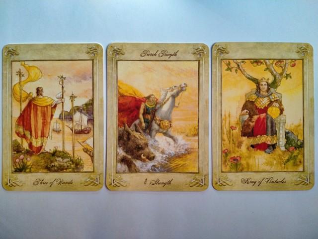 Ramalan Tarot Minggu Ini (744018)