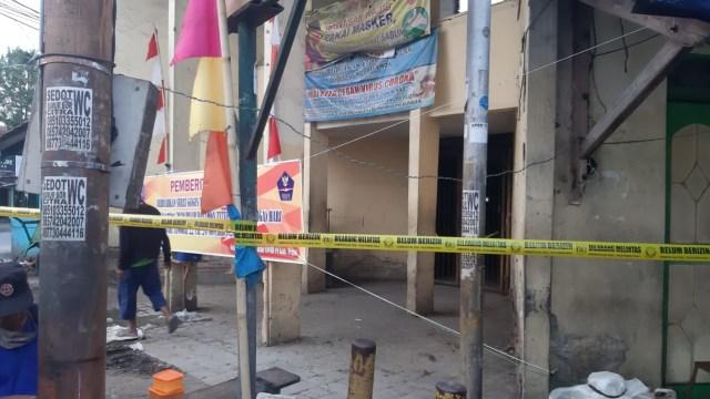 Usai 18 Orang Terpapar COVID-19, Pasar Balamoa Tegal Ditutup Selama 3 Hari (20239)