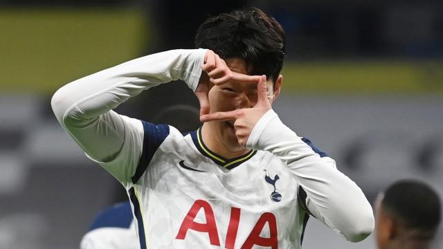 Top Skor Liga Inggris: Son Heung-min Teratas, Calvert-Lewin & Vardy Membayangi  (652100)