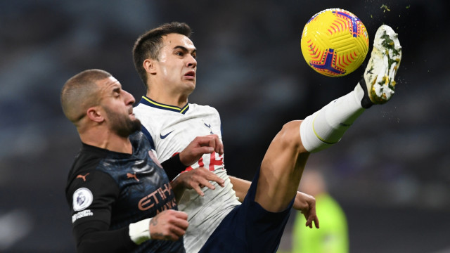 Tottenham vs Man City: Spurs Digdaya, Melenggang ke Puncak Klasemen (159593)