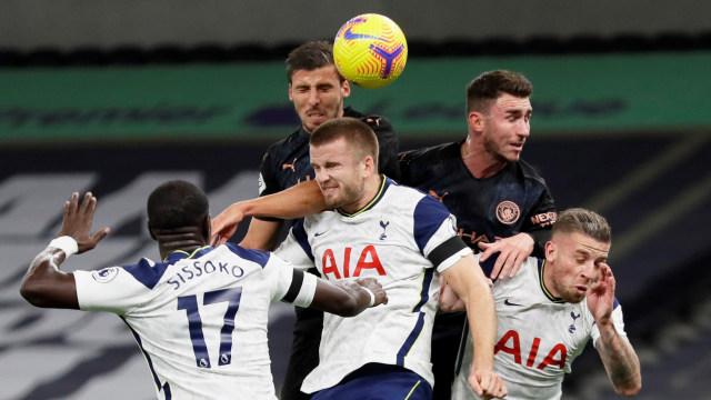 Tottenham vs Man City: Spurs Digdaya, Melenggang ke Puncak Klasemen (159590)