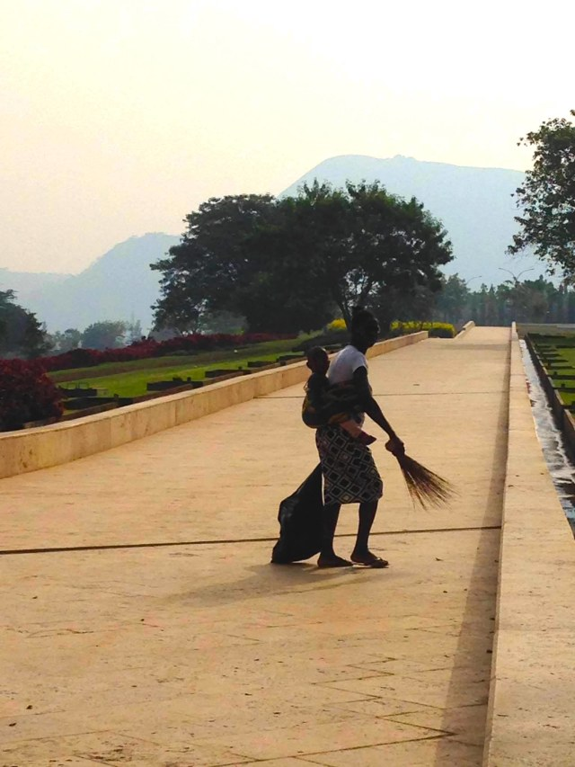 Millennium Park: Permata Hijau di Afrika Barat (124984)