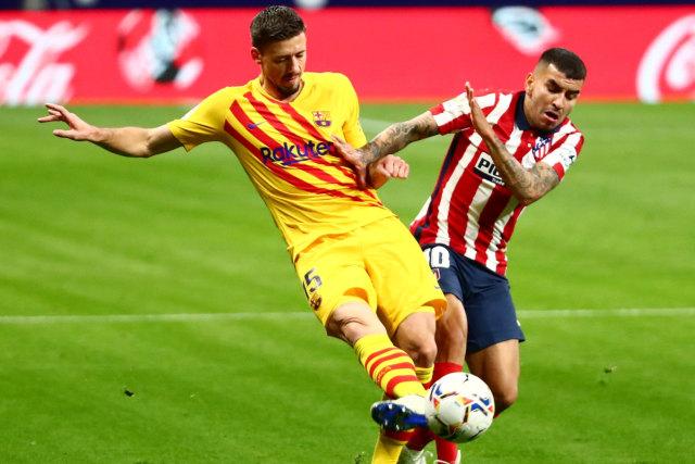 Atletico Madrid vs Barcelona: Dominasi Hampa Blaugrana (51292)