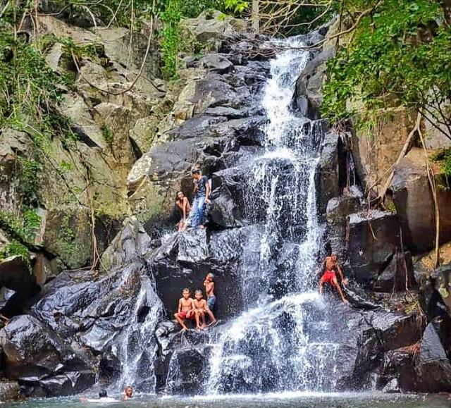 Nikmati Kesejukan Air Terjun Ai Mitat di Wailiti, Sikka (655300)