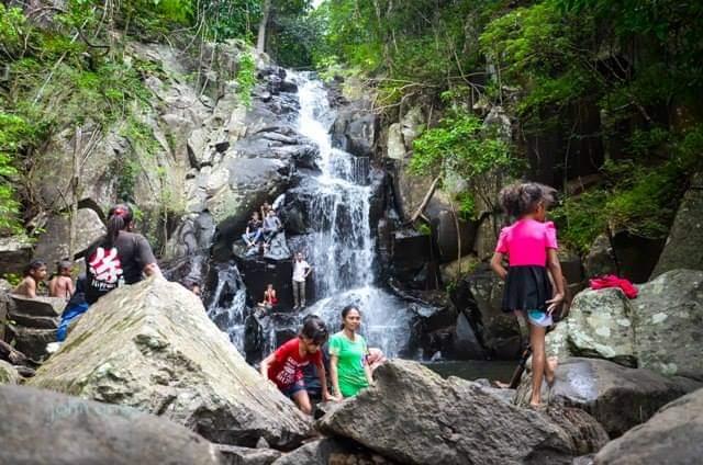Nikmati Kesejukan Air Terjun Ai Mitat di Wailiti, Sikka (655302)