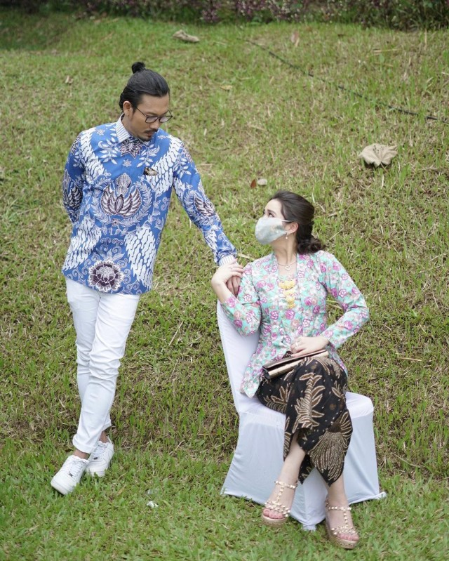 5 Fakta Olivia Alan, Istri Denny Sumargo (859588)