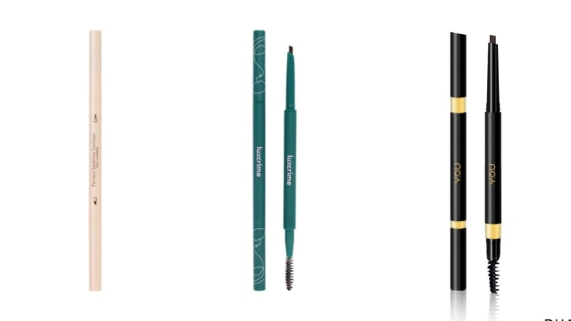 Rekomendasi 7 Pensil Alis Murah dari Brand Kosmetik Lokal  (654831)