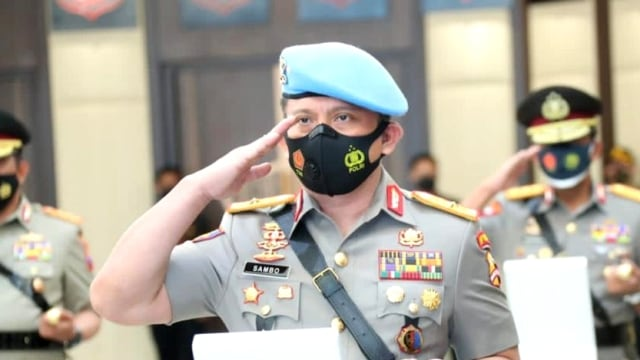 46 Perwira Polri Naik Pangkat Jadi Jenderal Bintang Dua dan Bintang Satu (1)