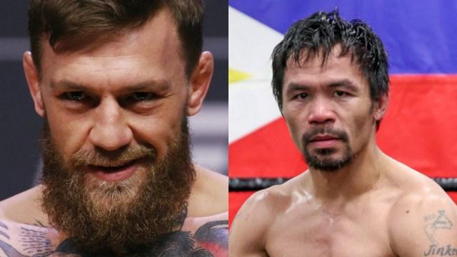 Conor McGregor vs Manny Pacquiao Bisa Jadi Nyata, Sudah sama-sama Mau (9015)
