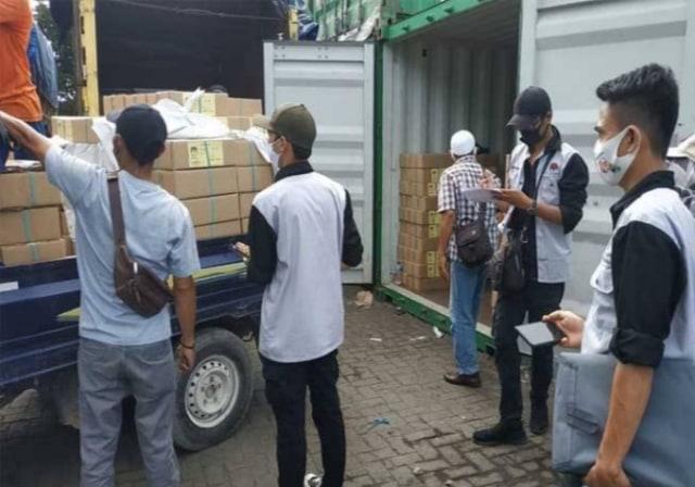 Logistik Surat Suara Pilgub Kalteng Sudah Terdistribusi ke Semua Daerah (147458)