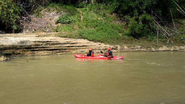 Kampanye Pilkada Gunungkidul 2020, Susur Sungai Oya hingga Nyanyi Bareng (650138)