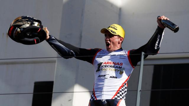 Para Jawara Kejuaraan Dunia MotoGP 2020: Moto3, Moto2, Kelas Utama (11936)
