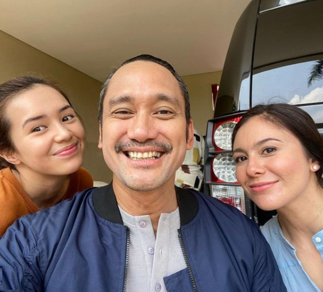 Reuni Bersama 3 Rekannya, Tora Sudiro Garap Film Baru? (659471)
