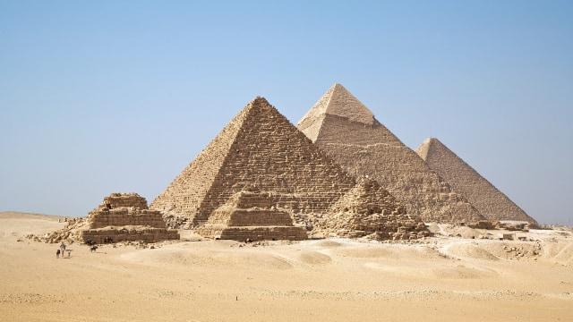 Mengapa Tidak Semua Raja Mesir Kuno Dikubur di Bawah Piramida? (546321)