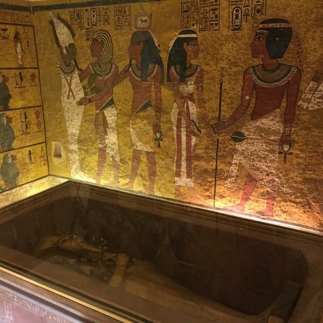 Mengapa Tidak Semua Raja Mesir Kuno Dikubur di Bawah Piramida? (546322)