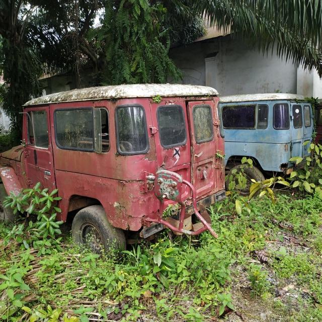 Jarang yang Tahu, Inilah 'Kuburan' Toyota Hardtop di Sumatera Utara (441603)