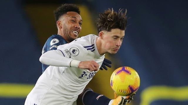 Leeds vs Arsenal: Diwarnai Kartu Merah, Tim Tamu Beruntung Bawa Pulang Satu Poin (665291)