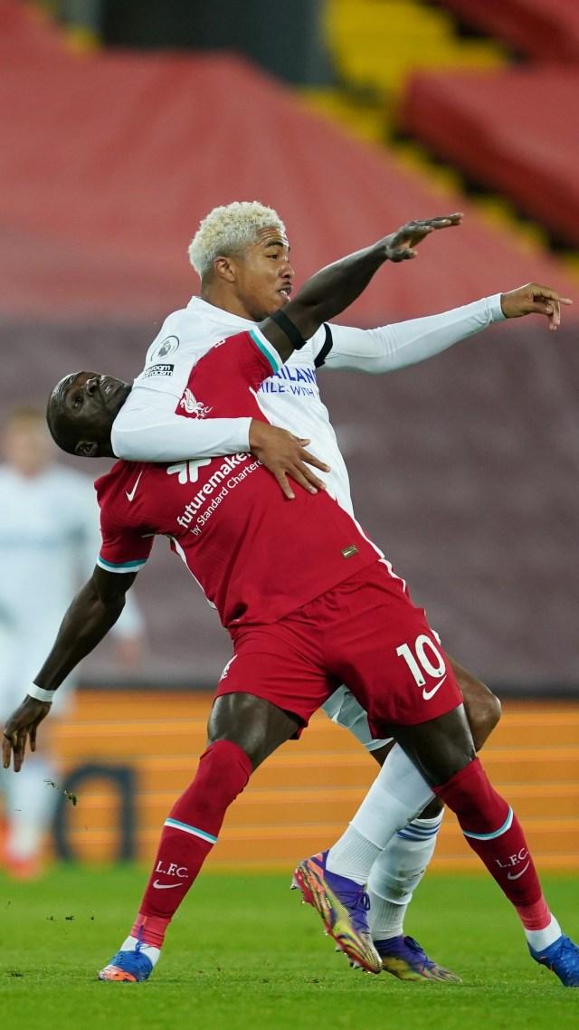Liverpool vs Leicester: Menang 3-0, The Reds Tempel Spurs di Papan Klasemen (549355)