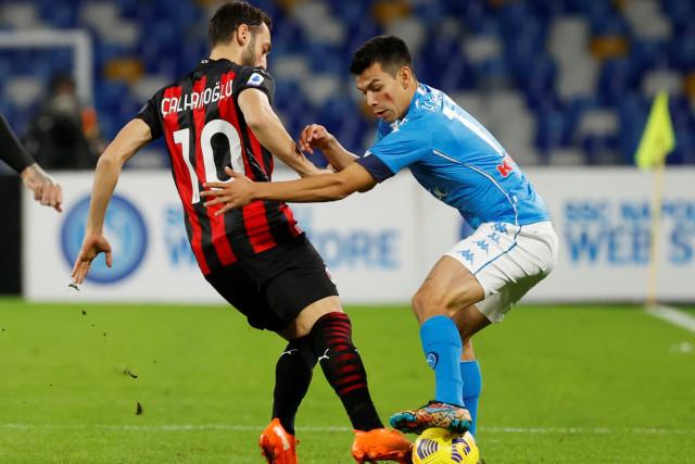 Hasil Lengkap Liga Italia: AS Roma, Inter Milan, AC Milan Menang, Napoli Kalah (6604)