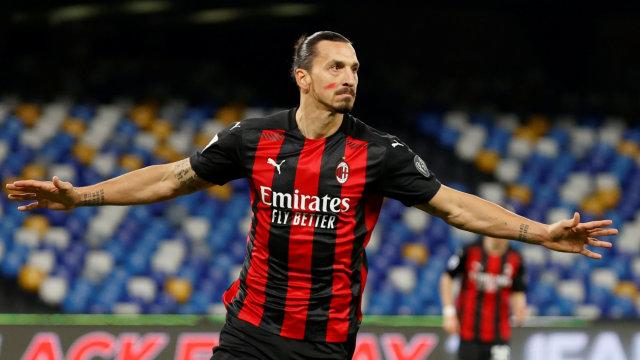 Top Skor Liga Italia: Zlatan Ibrahimovic Belum Terkejar, Lozano Tambah Gol (26278)