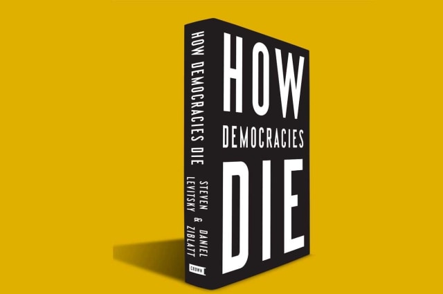 Anies Baswedan Baca Buku How Democracies Die, Apa Isinya?  (298234)