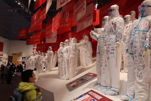 Setahun Lalu Jadi Awal Mula Corona, Kini Wuhan 'Merdeka' dan Undang Wisatawan (11626)