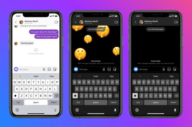 Facebook Messenger dan Instagram Punya Tema Khusus BTS, Begini Cara Pakainya (580141)