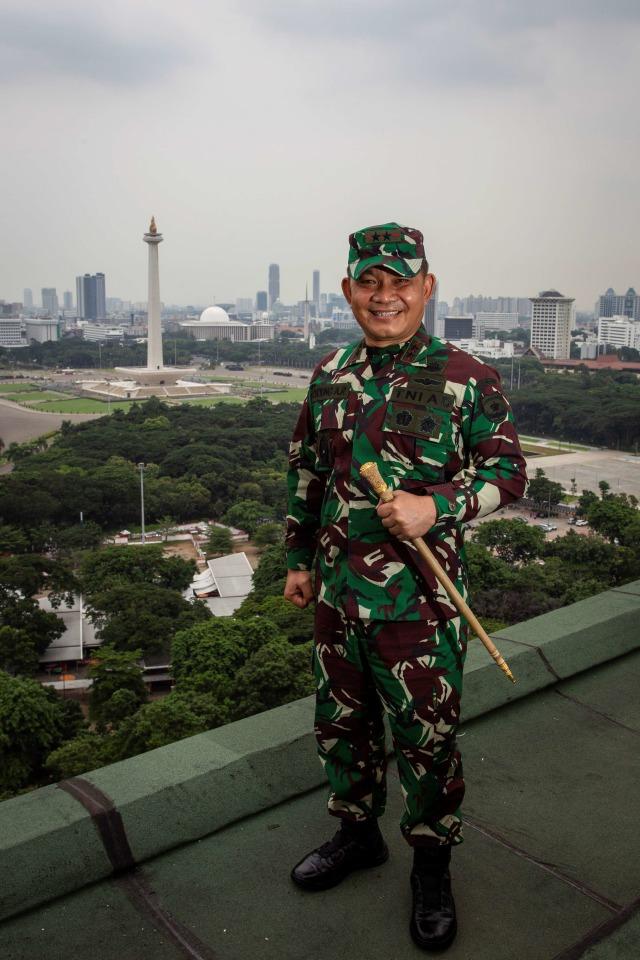 Letjen Dudung soal Patung Soeharto Raib: Gatot Nurmantyo Harusnya Tabayyun Dulu (41224)