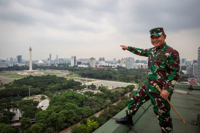 Sederet Jenderal Calon KSAD Penerus Jenderal Andika Perkasa (2)