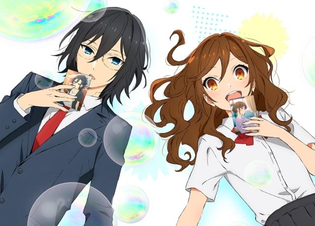 Tidak Hanya Anime, Manga 'Horimiya' Juga Mendapatkan Adaptasi Film Live Action (84838)
